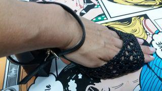 Sandalias de pulsera