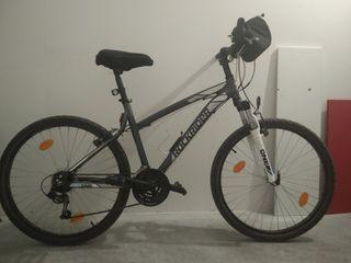 Bicicleta de montaña Decathlon