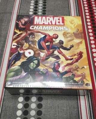 Marvel Champions (Juego de mesa)