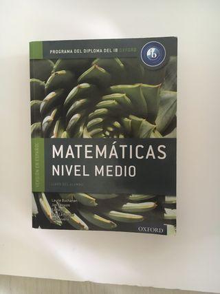 Libro Matemáticas Bachillerato Internacional NM