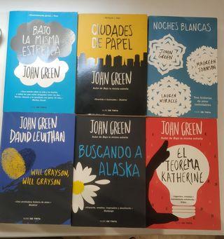Libros John Green