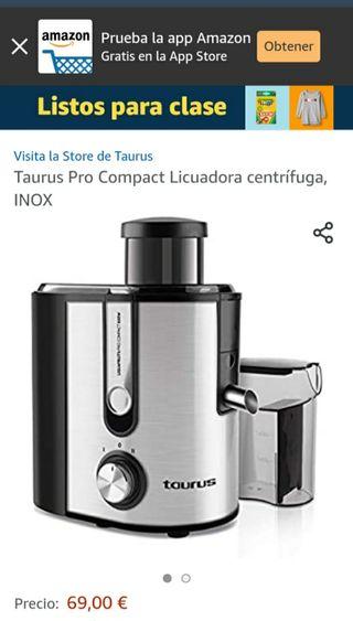 Taurus Pro Compact Licuadora/trituradora