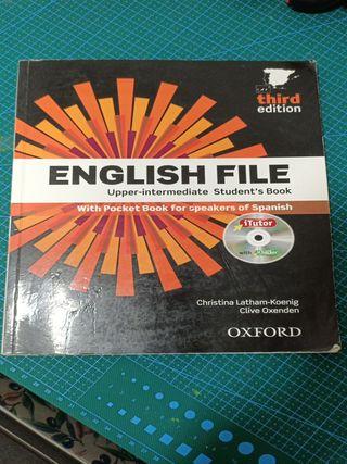 Libro 2 Bachillerato Ingles English File