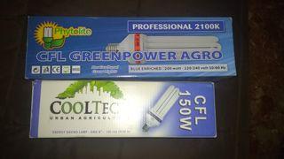 Lamparas Greenpower agro