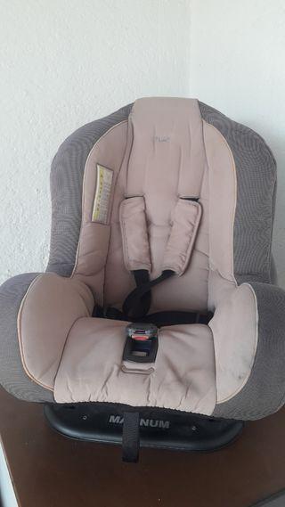 silla para coche.