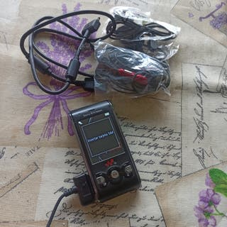 Móvil vintage Sony Ericcson Walkman W595