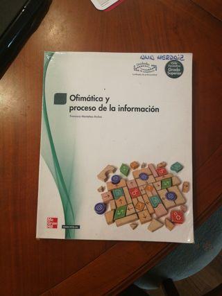 ofimática y procesa de la información, MC Graw Hil