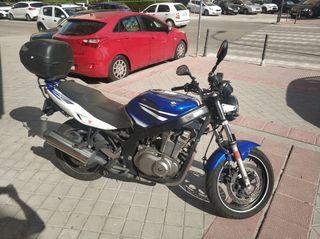 Suzuki GS500 - A2 (32.1kw)