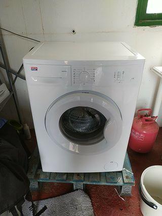 Lavadora nueva en garantía