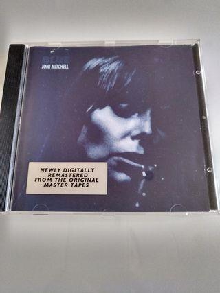 CD Joni Michell. Album Blue.