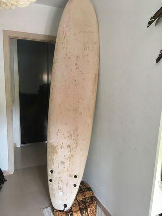 Tabla surf softboard Softech 9' Corcho iniciación
