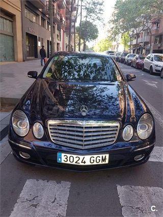 Mercedes-Benz Clase E 280 cdi elegance - 2008
