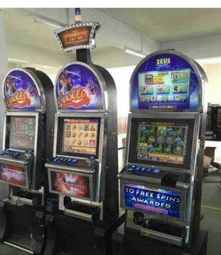 máquinas, juego apuestas recreativos