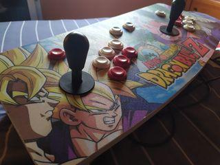 mando arcade recien terminado DRAGON BALL