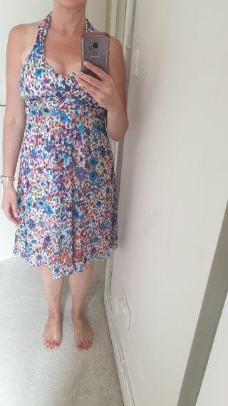 Luxury dress Caramelo, size S-M