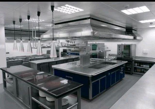campana extractora industrial hosteleria