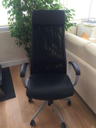 Silla de escritorio ergonomica IKEA (2019)