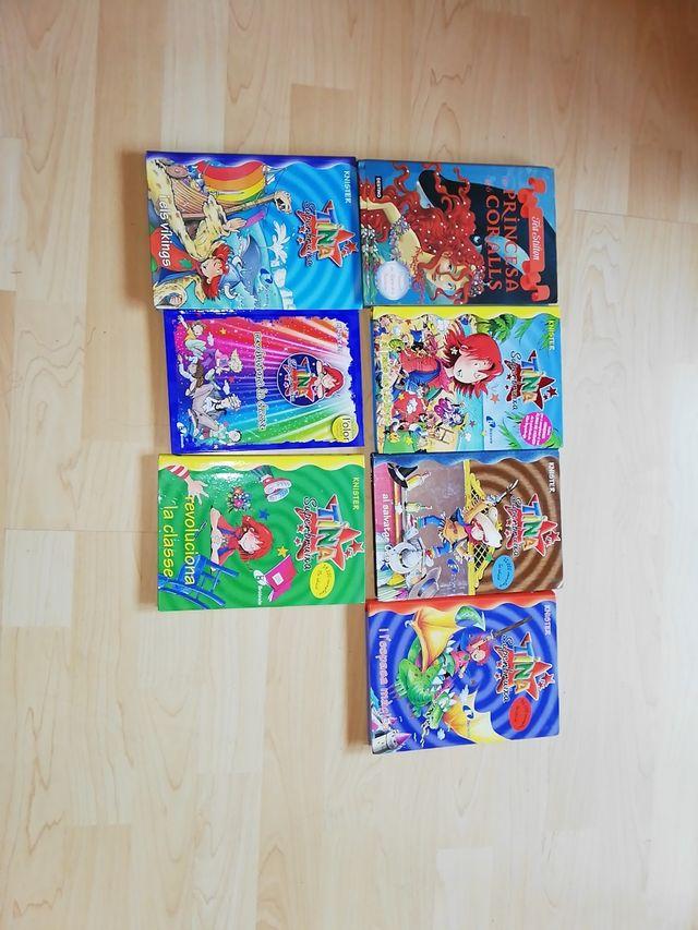 Pack de 7 llibres. Lectura juvenil