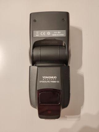 Flash Yongnuo YN560 III Canon