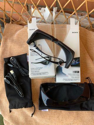 Gafas 3D full HD SONY
