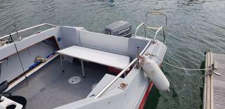 embarcacion recreativa