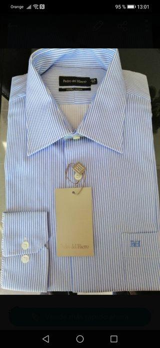 camisa pedro de hierro talla Xl