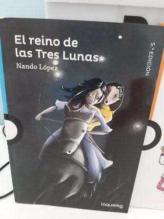 El reino de las tres lunas