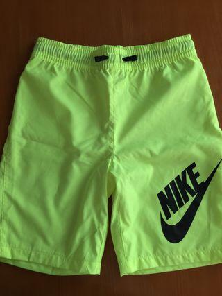 Bañador Nike amarillo