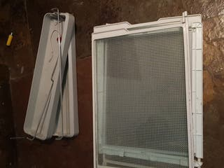 4 bandejas cristal frigorífico