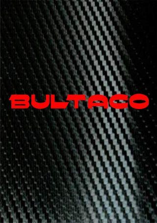 Pegatina Bultaco