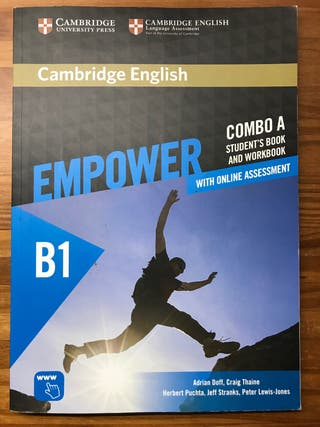 Cambridge English Empower B1 Combo A