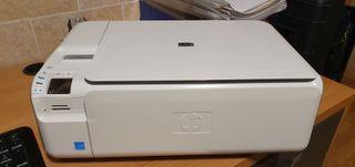 Impresora HP C4480