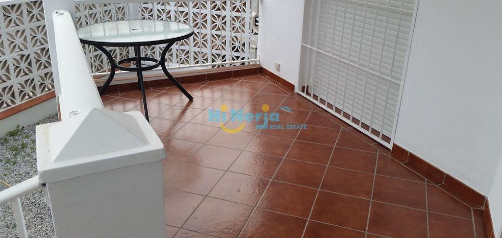 HIL0575/APARTAMENTO EN EL PARADOR (Nerja, Málaga)