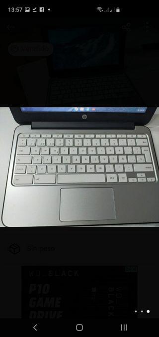 cromebook hp
