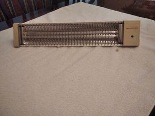Radiador eléctrico de bano