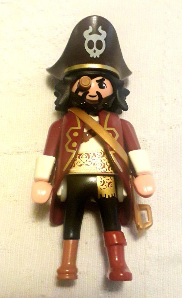 Muñeco Pirata de Playmobil