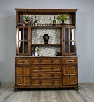 Mueble Alacena Castellana Rustica