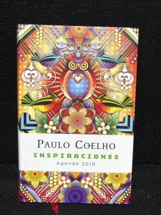 Paulo Coelho Inspiraciones Agenda 2010 Nuevo!