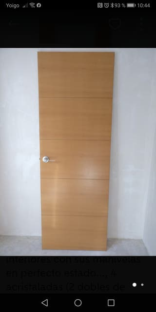 puertas de paso d casa