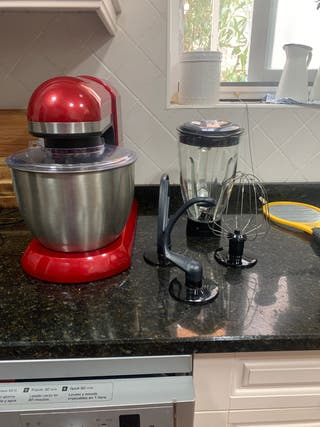 Robot de cocina, batidora, para hacer pasteles