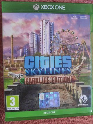 Cities Skylines para Xbox ONE