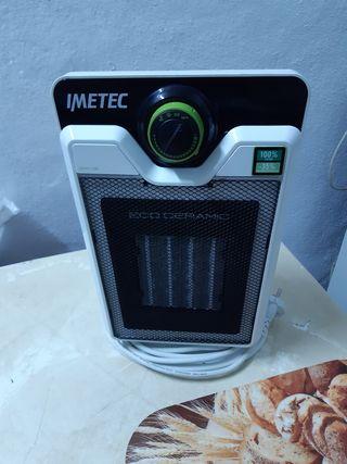 Estufa eléctrica Metec