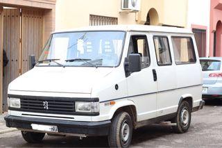 Furgoneta Peugeot J5