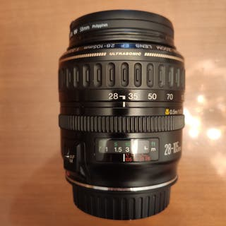 Objetivo Canon 28-105. 1:3,5-4,5 USM