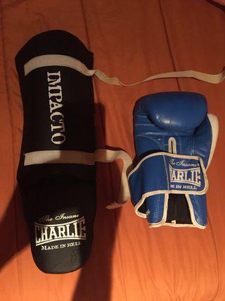 Equipación Kick Boxing Muay Thai Boxeo