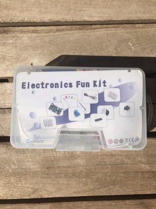 Kit componentes electrónicos