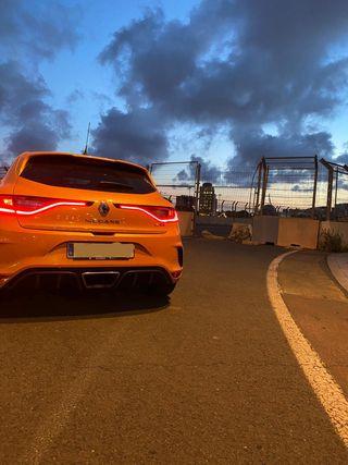 Renault Megane Rs 2018