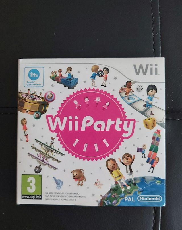 WII PARTY Para Wii