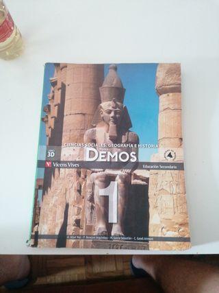 Demos ( Ciencias sociales, Geografía e historia)