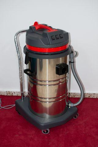 Aspirador industrial de 3 motores